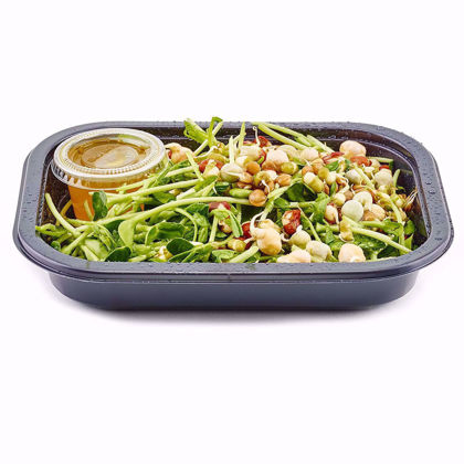 4Oz Mixed Salad with Dressing