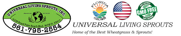 Universal Living Sprouts Store