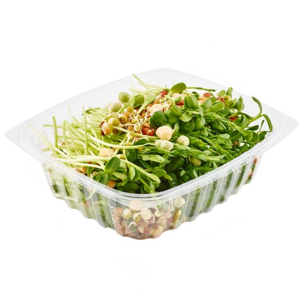 Organic 6 Oz Mixed Salad